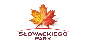 Slowackiego park logo